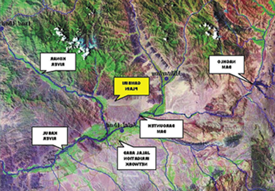 Gambiriy Irrigation Network and Power plant (Afghanistan)
