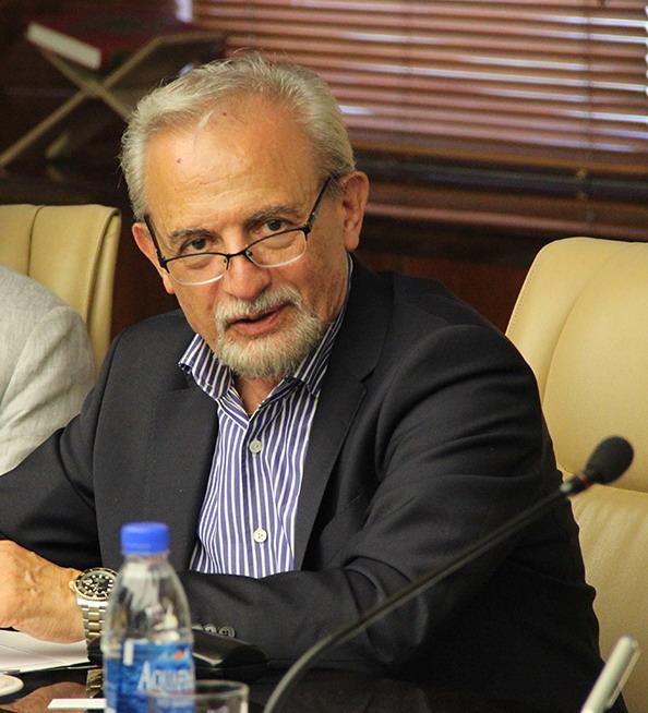 مصاحبه ریاست کمیسیون بین المللی آبیاری و زهکشی با خبرگزاری ایانا