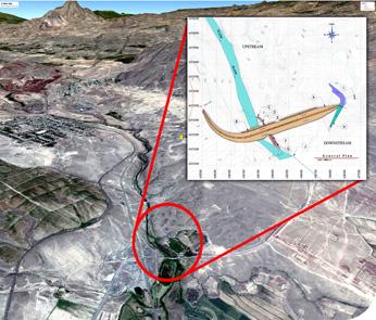 تکمیل و تحویل مطالعات پروژه سد ماستارا