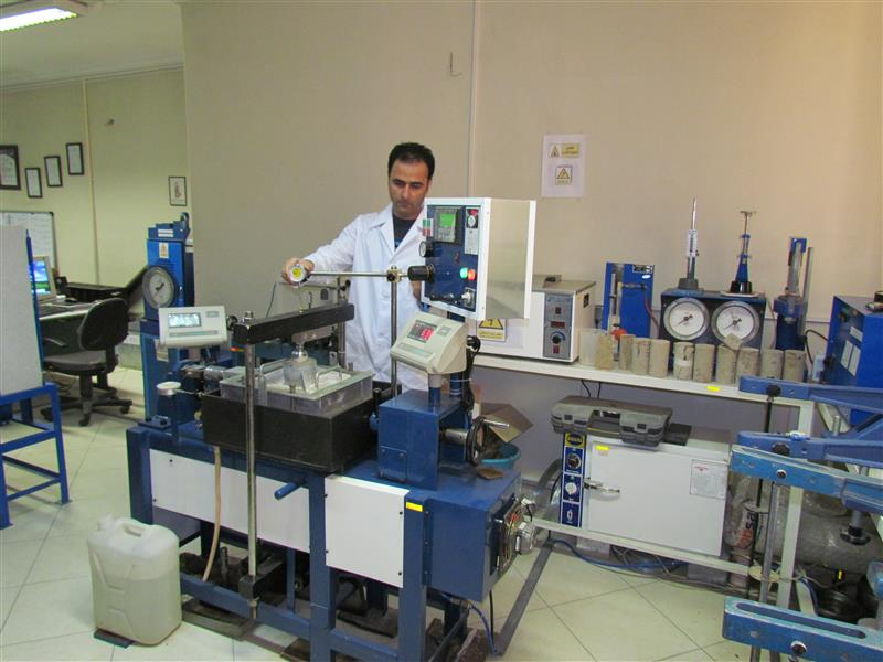 Geotechnical and Soil Mechanics Laboratory Equipments