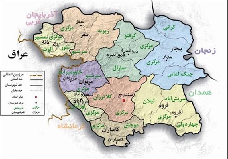 انجام خدمات نقشهبرداری در سطح استان آذربایجان شرقی