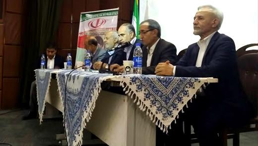 افتتاحیه سمپوزیوم تخصصی امکان سنجی بهره گیری از ظرفیت های دریای عمان در تامین آب کشور