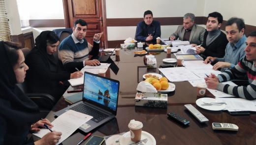 اجرای پروژه فاضلاب روستایی شمال شرق کشور