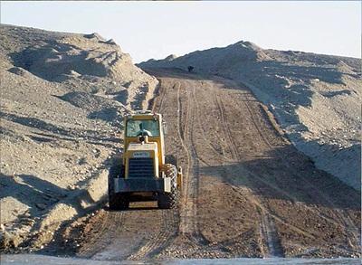Saravan Rural Roads in Sistan Baluchistan Province