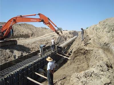 طرح انتقال آب از سد شيرين دره به شهر بجنورد