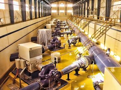 Doosti Dam Water Transmission to Mashhad