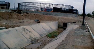 Laboratory located in Zahedan Water Treatment Plant